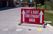 Confuse sign