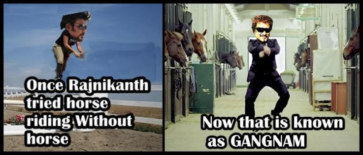 Sir Rajnikanth Rocksss