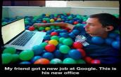 Job at Google