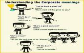 Understanding the Corporate meanings