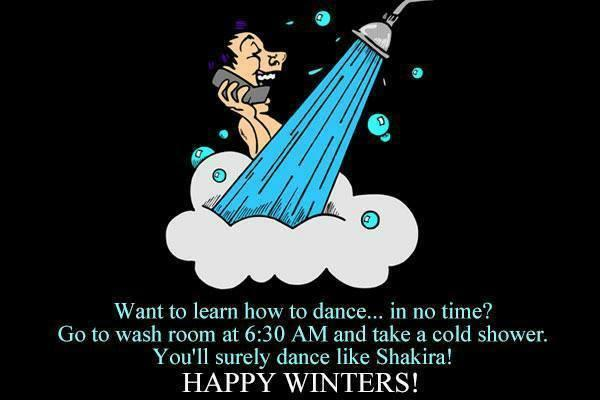 happy winters