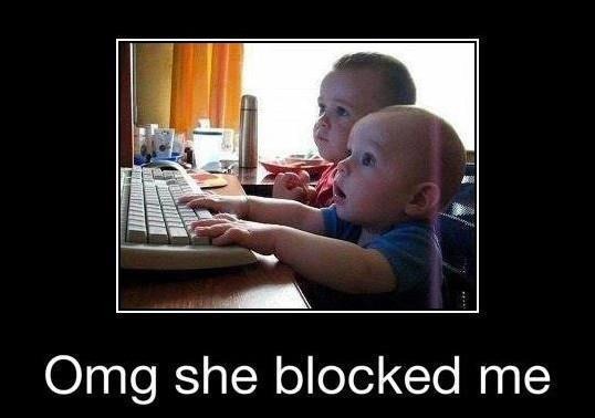 Kids in Facebook