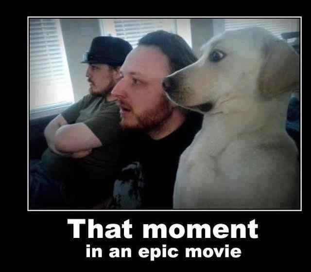 That Moment..