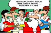 Asking Employment agency