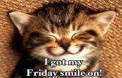 Friday Smile